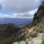 Rucu Pichincha wandeling Teleferica Quito