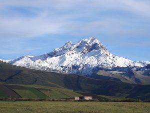 Carihuairazo bergbeklimmen in Ecuador