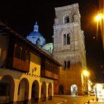 Kathedraal in Cuenca Ecuador