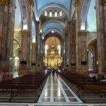 Kathedraal in Cuenca tijdens Ecuador rondreis