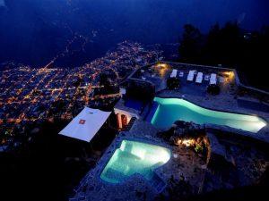 Luna Runtun hotel Baños huwelijksreis Ecuador