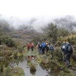 Wandel tour in Cajas Cuenca