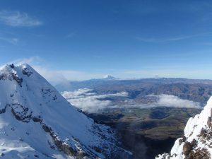 Iliza Norte vuulkaan #ecuadorrondreizen