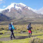 Vulkanen circuit wandeling en hoogteziekte advies in Ecuador