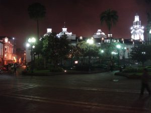 Quito veiligheids advies Ecuador reizen