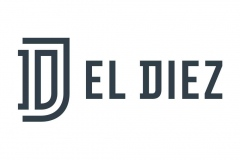 EL DIEZ logotipo horizontal