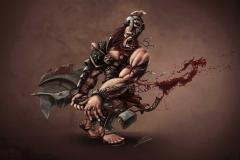 LUDUS Ferus gladiador