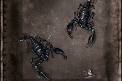 LUDUS loseta de escorpiones