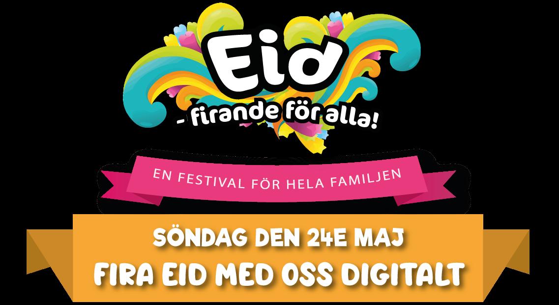 Eid firande för Alla! Logotyp