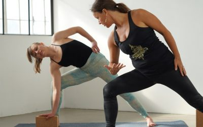 Power Yoga start d. 8. september