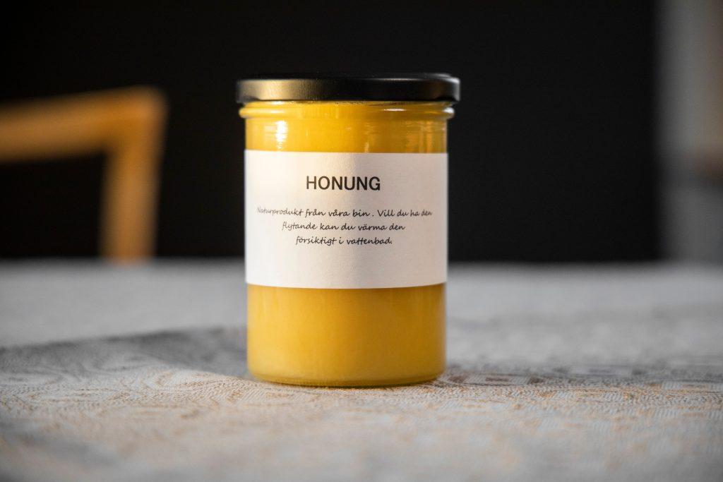 honung från ekogården i skrike