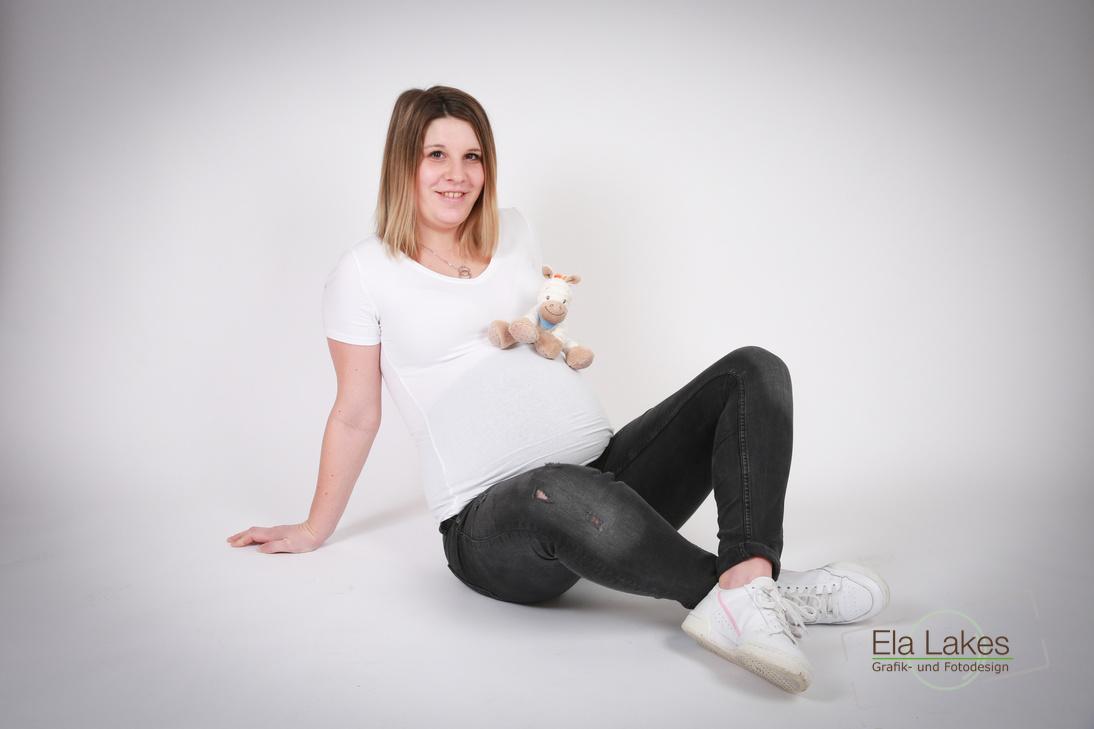 Babybauchfotografie Karlsruhe - ElaLakes Design -7
