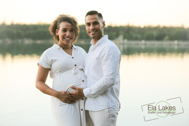 Babybauchfotografie Karlsruhe - ElaLakes Design -28