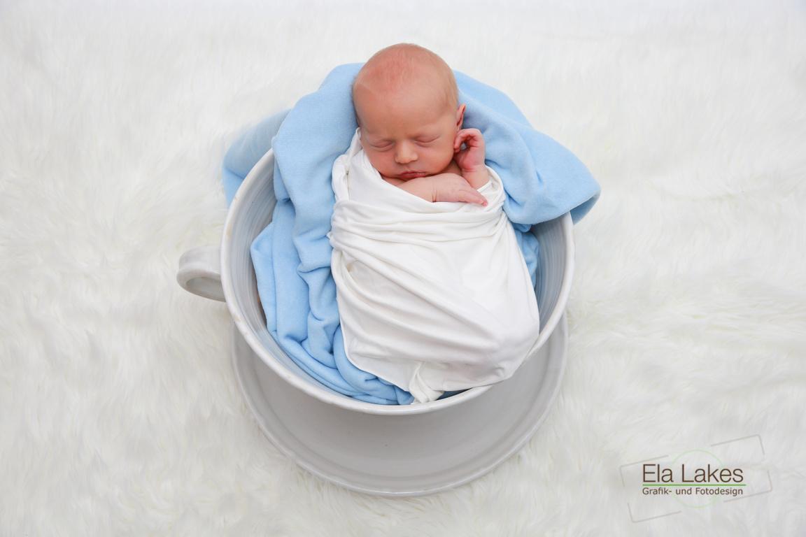Babyfotografie Karlsruhe - ElaLakes Design -2