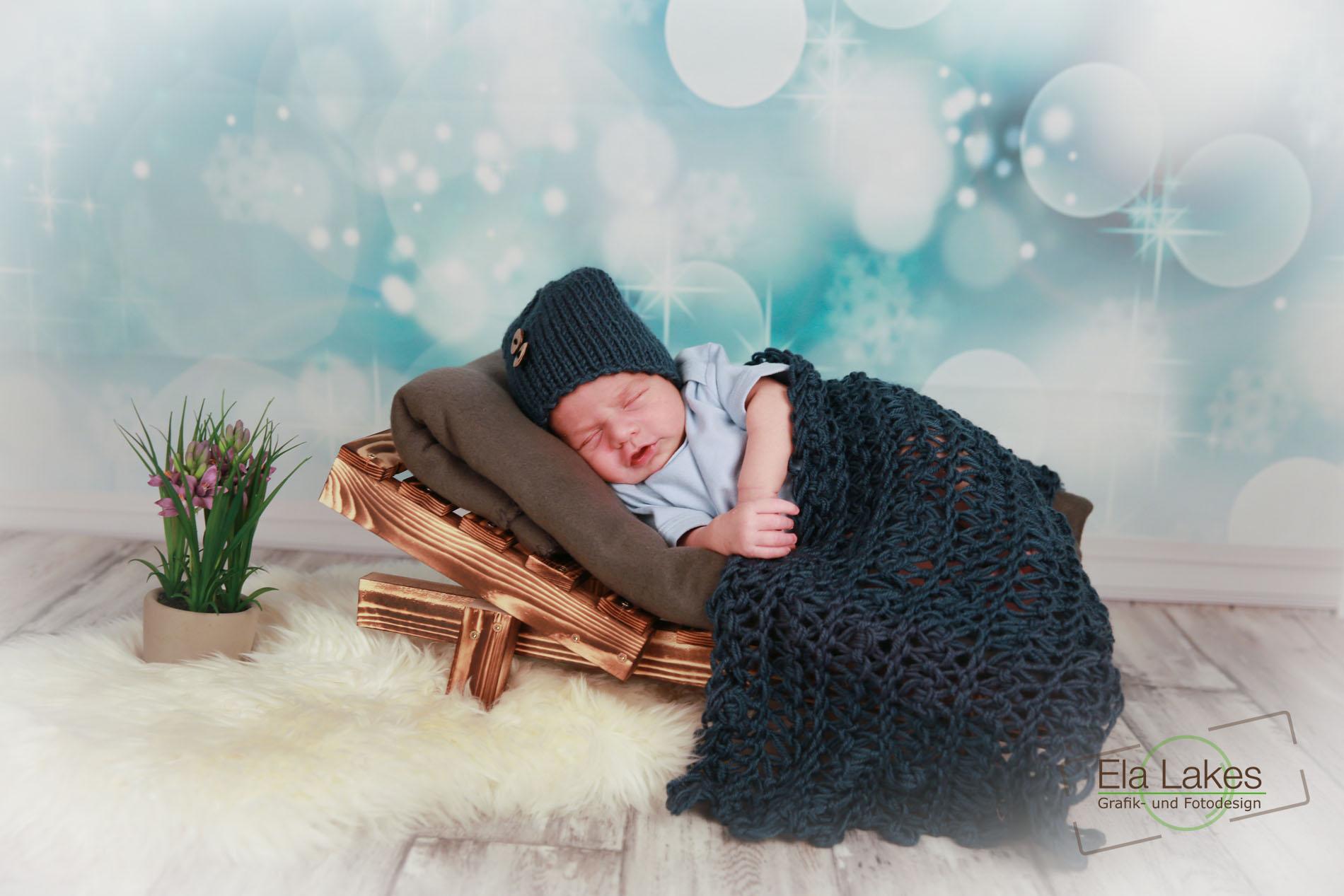 Babyfotografie Karlsruhe - ElaLakes Design -7