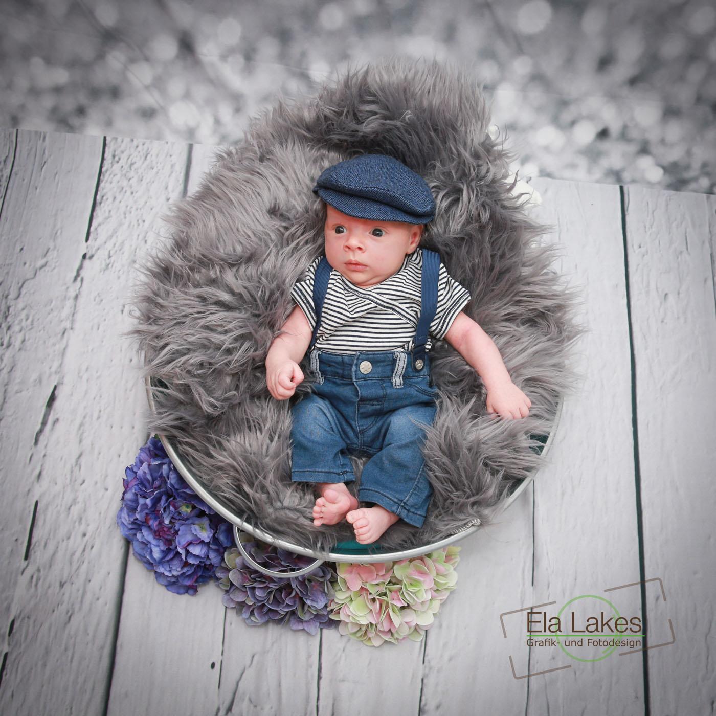 Babyfotografie Karlsruhe - ElaLakes Design -9