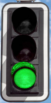 Grüne Ampel Arbeitgeberattraktivität