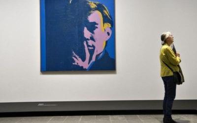 Spændende kunst på udstillingen