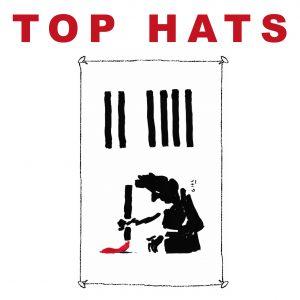top hat mirror