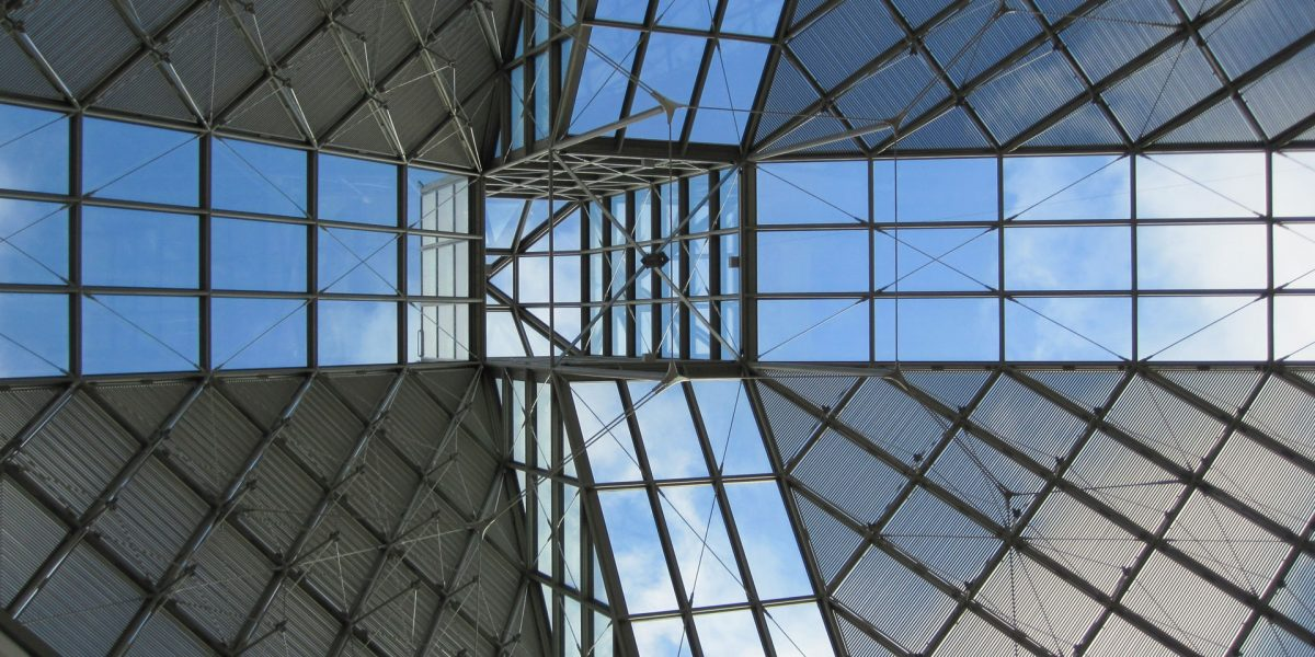 Museum Mudam in Luxemburg