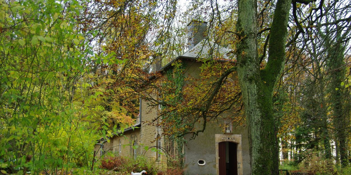 Notre Dame de Luxembourg chapel and the Torgny hermitage
