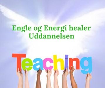 Engle & Energi Healer uddannelsen