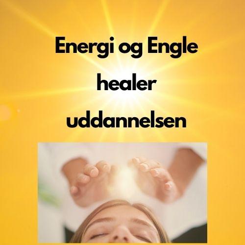 Energi og Engle healer uddannelsen +healende billede
