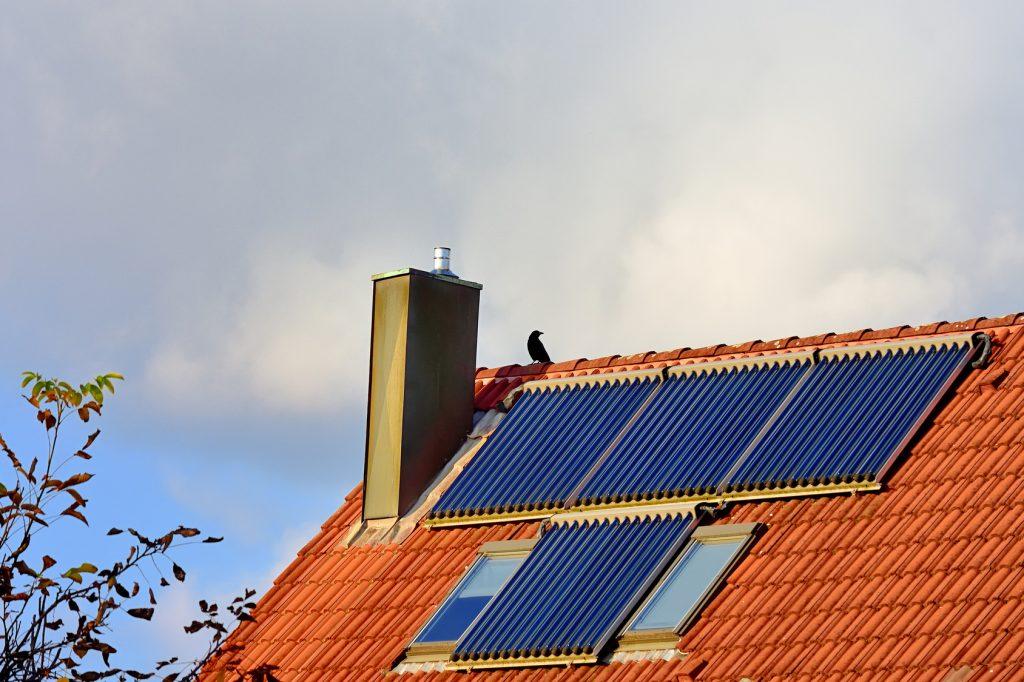 Solarenergie-Solarthermie