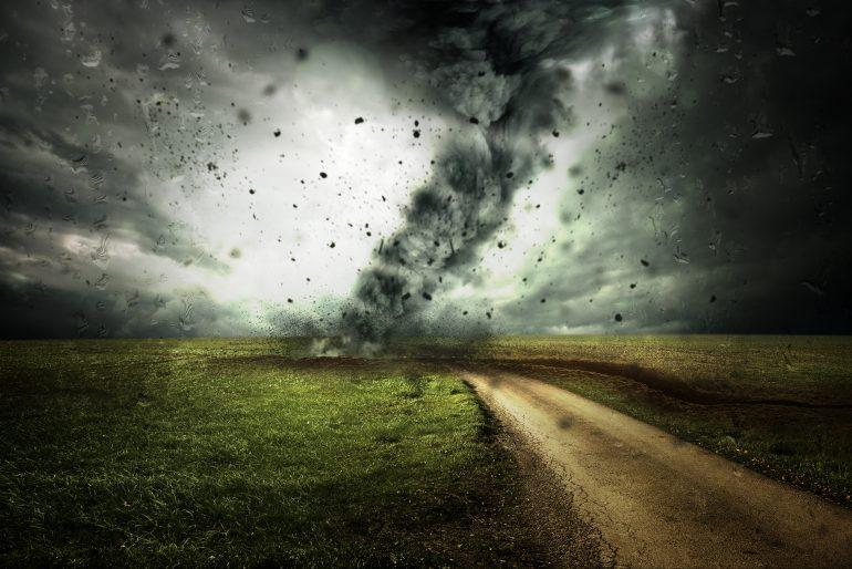 """Sturm """"Sabine"""" bringt auch Vorteile mit sich und lässt die Wind-Ernte in Deutschland auf Rekordniveau steigen."""