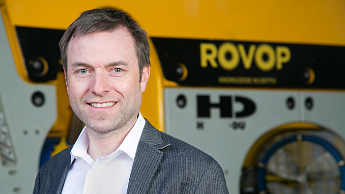 ROVOP CEO Steven Gray