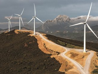 Siemens Gamesa wind farm