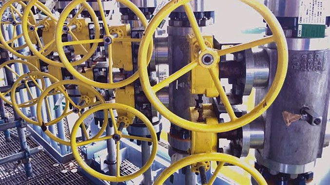 Double block and bleed valves (photo: PJ Valves)