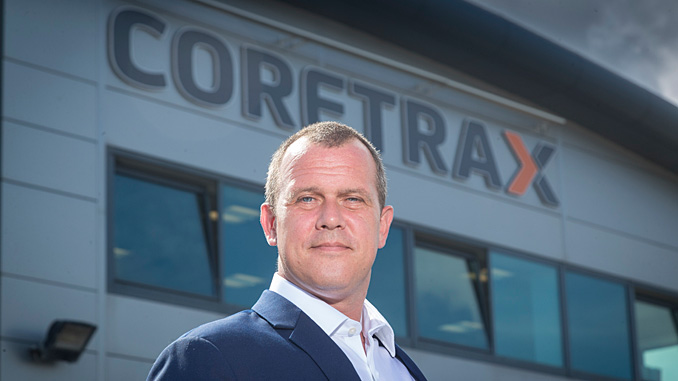 Coretrax MD and founder, Kenny Murray (photo: Coretrax)