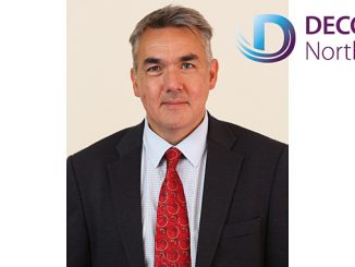 John Warrender, Chief Executive, Decom North Sea (photo: DNS)