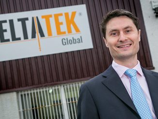 Tristam Horn, DeltaTek Chief Executive Officer (photo: DeltaTek)