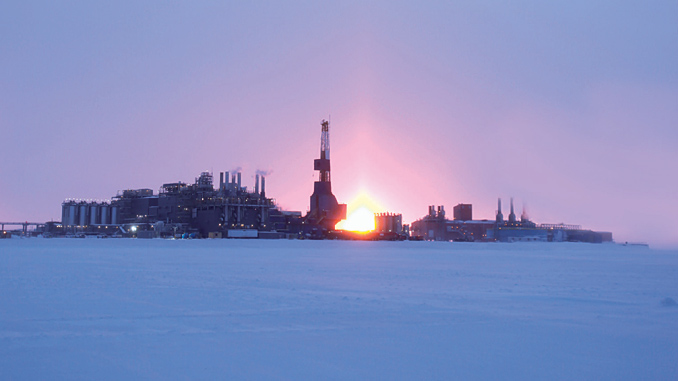 In Alaska, Eni is the operator with a 100% stake in the Nikaitchuq field (photo: Eni)