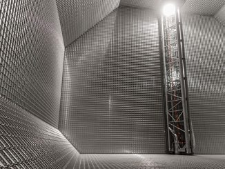 LNG fuelled tank design equipped with GTT's membrane containment system (photo: GTT)