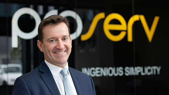 Proserv's new Vice President Strategic Planning and Marketing, Ewen MacLean (photo: Proserv)