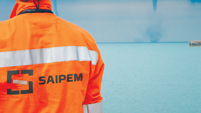 photo: Saipem