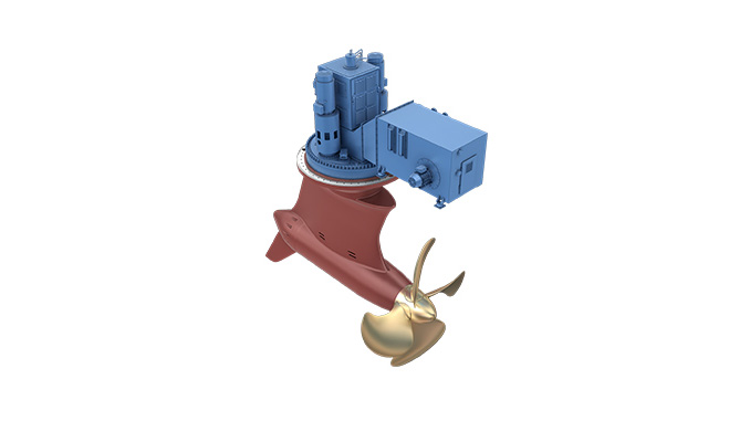 The ELegance pods – one with an open propeller, the other ducted – complement and complete the company's existing portfolio of mechanical and electric propulsion systems
