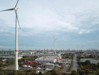 ETES – the electric thermal energy storage facility in Hamburg-Altenwerder