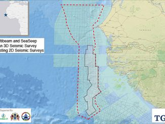 The MSGBC SeaSeep program will cover an area of approximately 113,500 square kilometres
