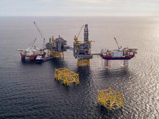 North Sea hero – the Johan Sverdrup field