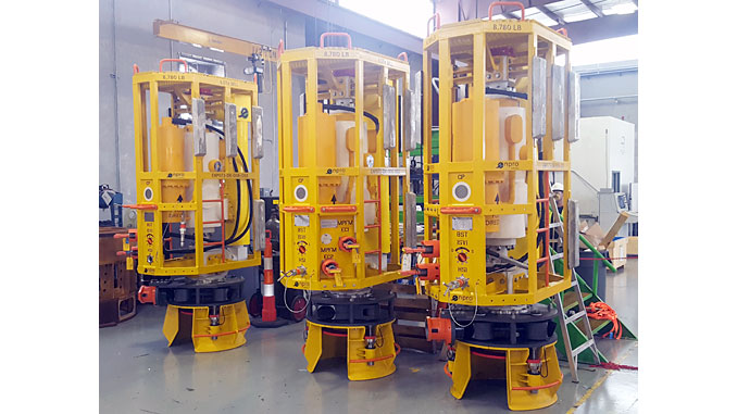 Flow Access Modules ready for deployment with Kosmos Energy