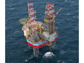 'Maersk Resolve' is a high-efficiency jack-up rig which was launched in 2009 and is designed to maximise drilling efficiency and uptime