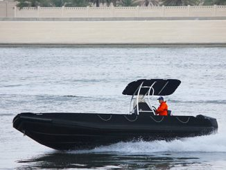 HDPE Workboats are specially intended for rough environment conditions