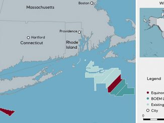 A stronghold on the US East coast – US lease sale map