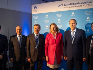 Launch of GECF 2018 'Global Gas Outlook' (photo: GECF)