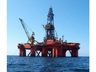 The semi-submersible drilling rig 'Deepsea Bergen' is a self-propelled semi-submersible unit of enhanced Aker H-3.2 design