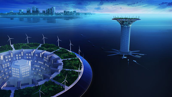 An Oceanic Awakening: A new vision for the future